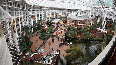 Gaylord Opryland Resort will host for the seventh time in 2015.