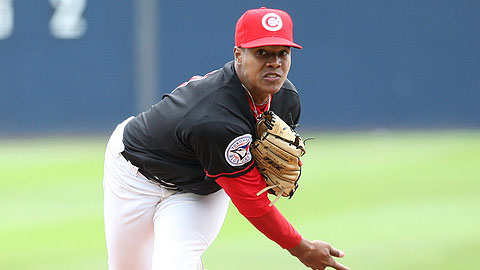 Marcus Stroman went 3-0 with a 3.26 ERA in 19 1/3 innings at two levels.